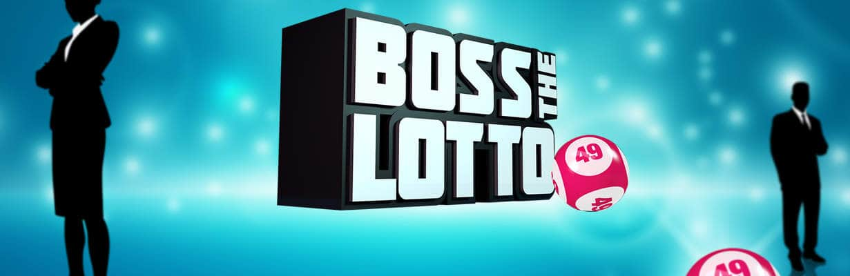 Boss The Lotto Logo