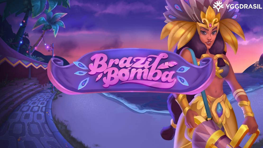 Brazil Bomba Slot Mega Reel