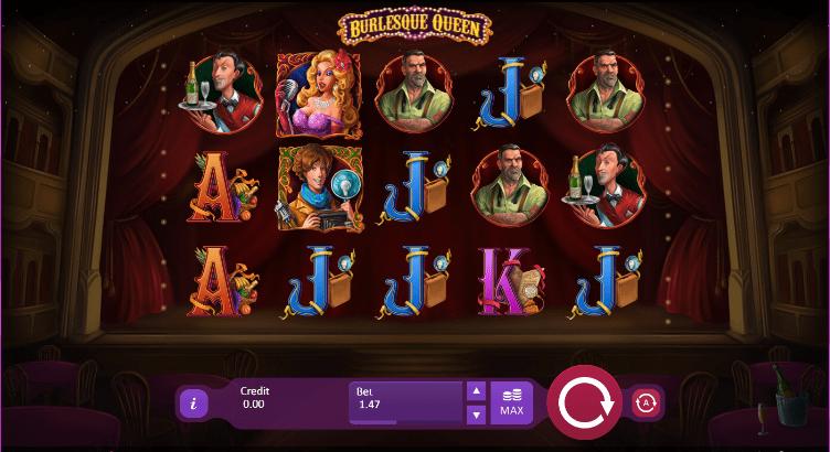 Burlesque Queen Gameplay