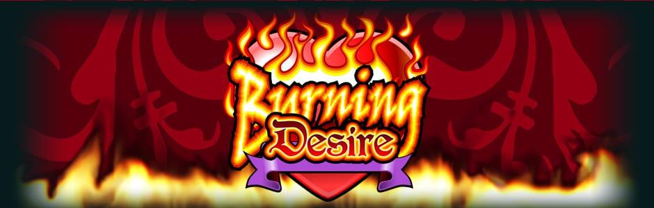 burning desire banner