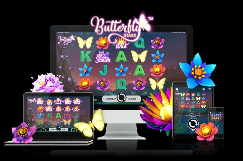 Butterfly Staxx Mobile Slot