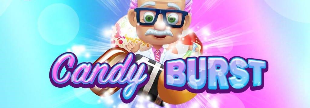 Candy Burst Slots Mega Reel