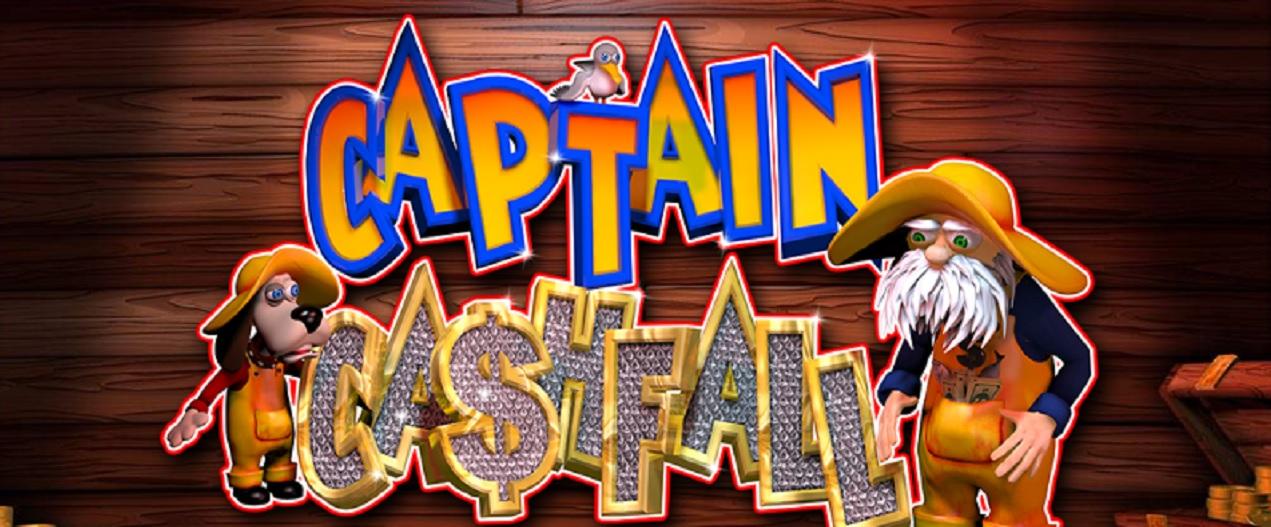 Captain Cashfall Logo