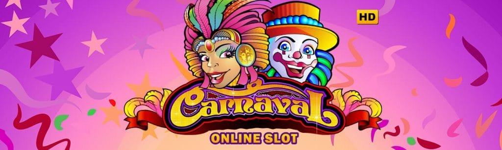 carnaval slot mega reel