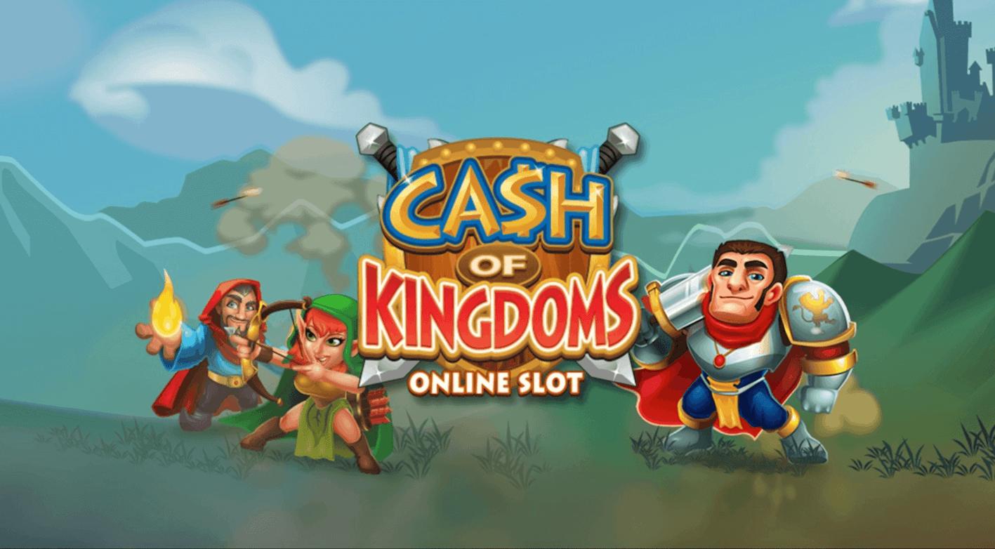 Cash Of Kingdoms Logo