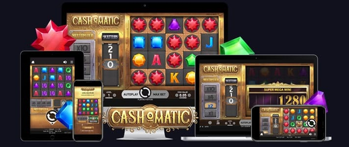 Cash-O-Matic Slot Mobile