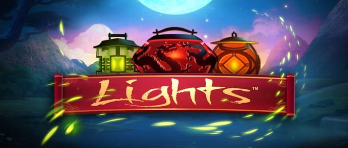 Lights Slots Mega Reel