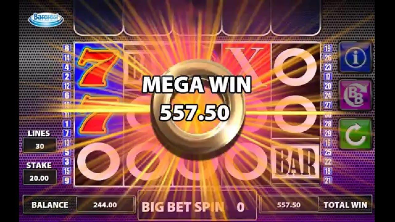 Cash Stax Slots Big Win