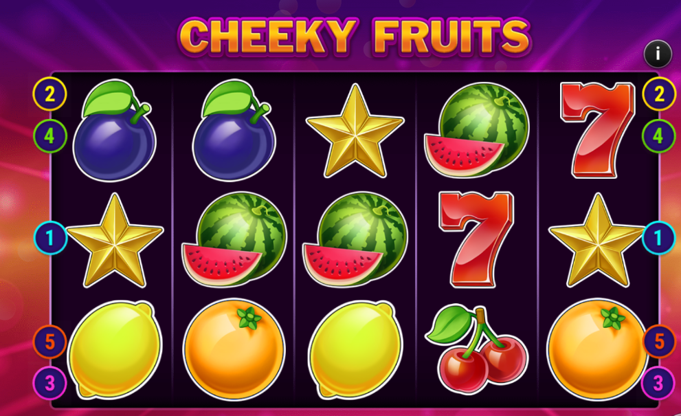 Cheeky Fruits Slot Game