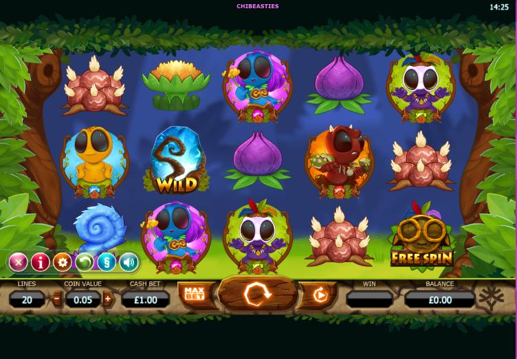 Chibeasties Gameplay