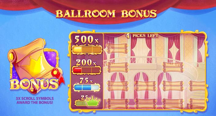 Cinderellas Ball Bonus