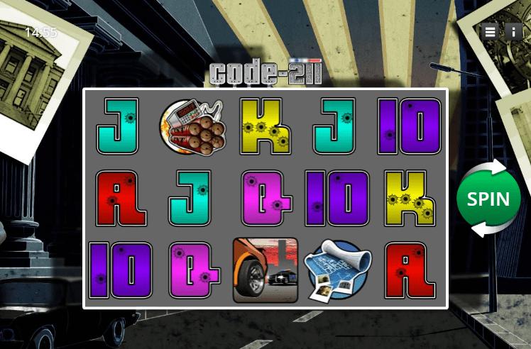 Code 211 Gameplay