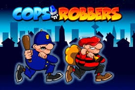 Cops and Robbers slot Image