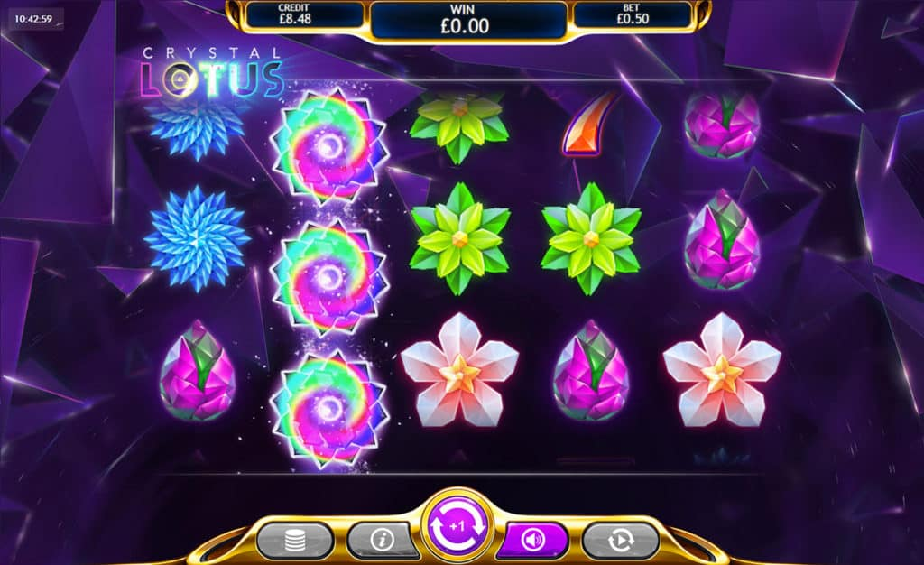 Crystal Lotus Slots UK