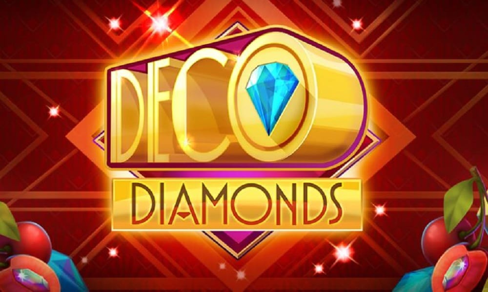 Deco Diamonds Logo