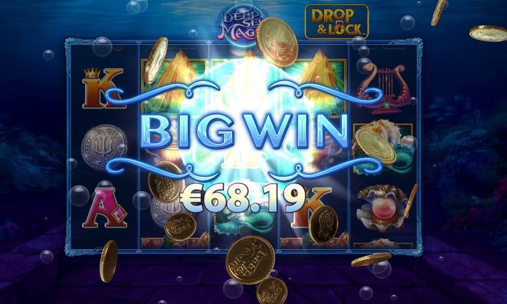 Deep Sea Magic Slot Online