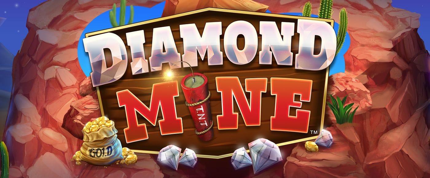 Diamond Mine Slots Mega Reel
