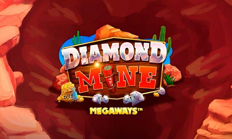 Diamond Mine: Extra Gold slot Mega Reel