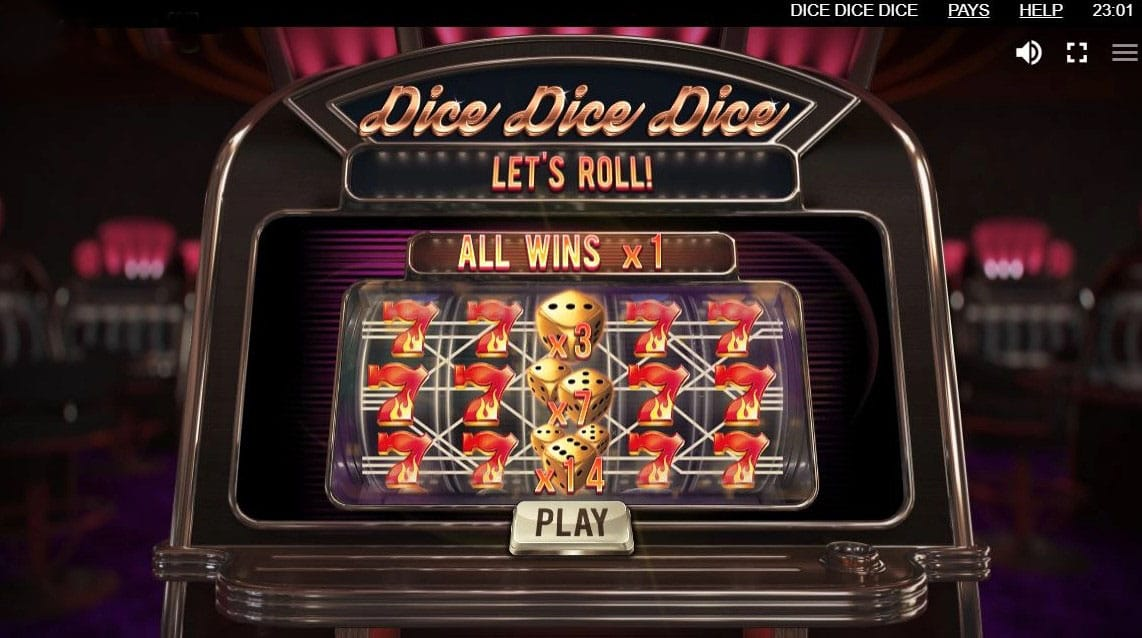 Dice Dice Dice Slot Game