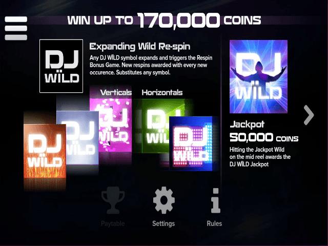 DJ Wild Symbols
