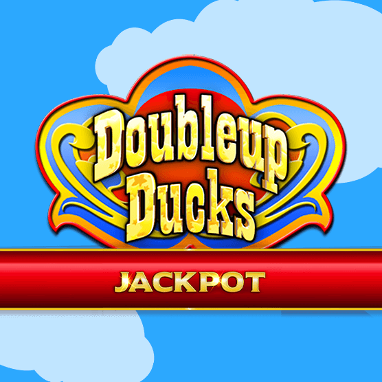 Doubleup Ducks Jackpot Logo