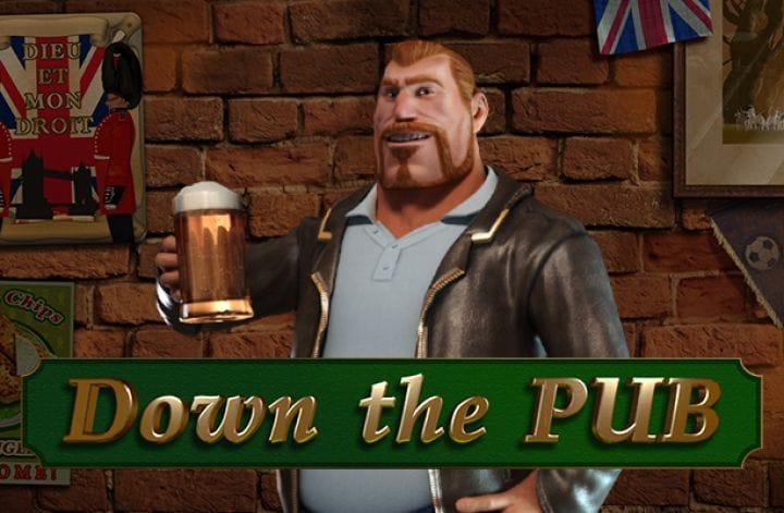 Down The Pub Logo