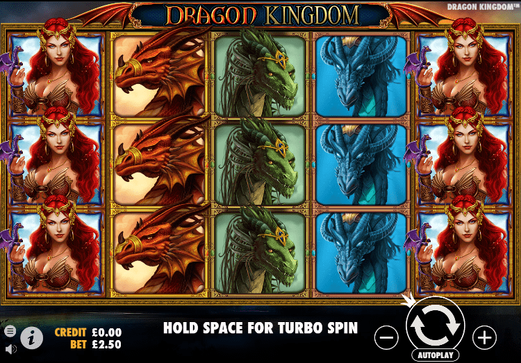 Dragon Kingdom Gameplay