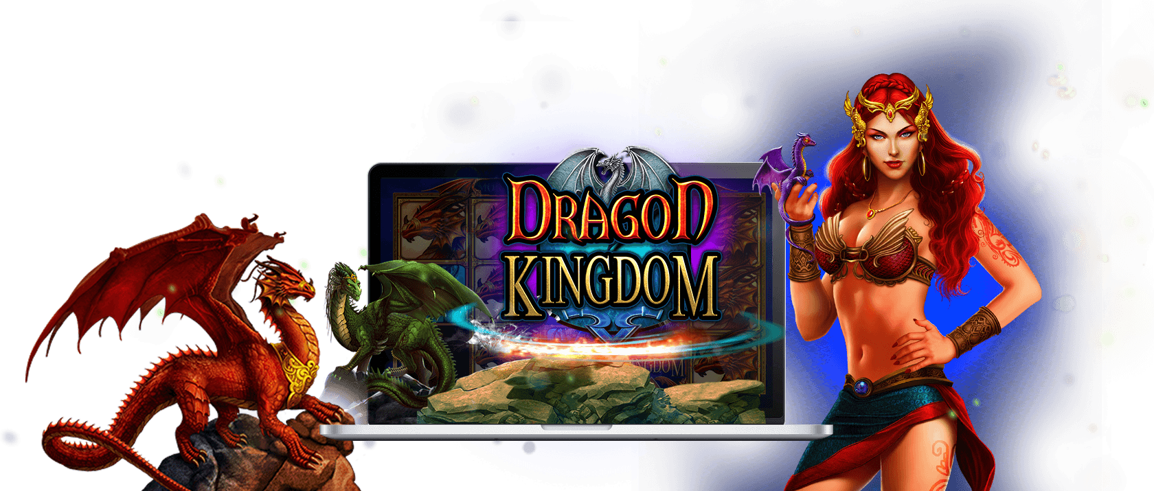 Dragon Kingdom Slots Mega Reel