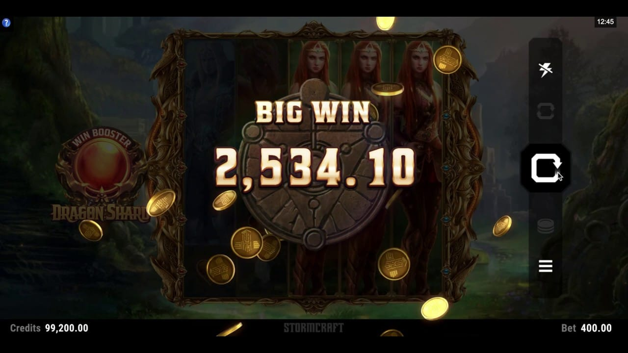 Dragon Shard Slot Big Win