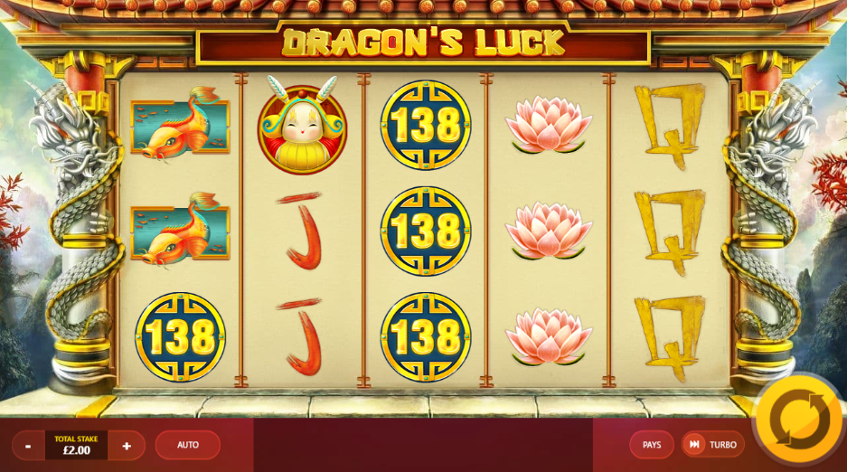 Dragons Luck Gameplay