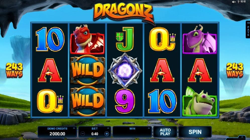 Dragonz Slots Online