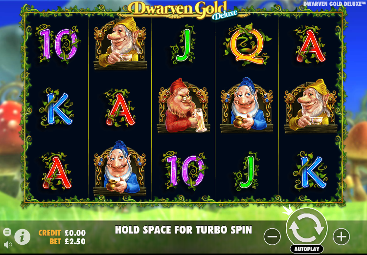 Dwarven Gold Deluxe Gameplay