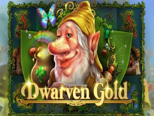 Dwarven Gold Deluxe Logo