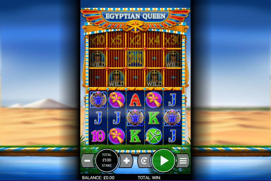 Egyptian Queen Gameplay
