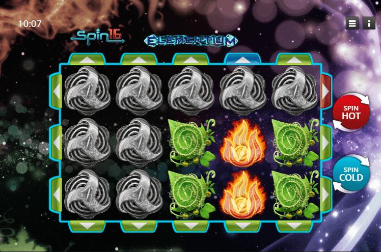 Elementium Spin 16 Gameplay