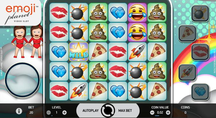 Emoji Planet Gameplay