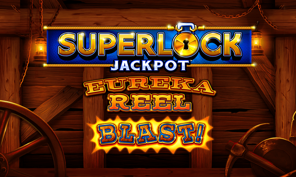 Eureka Reel Blast Slots Mega Reel
