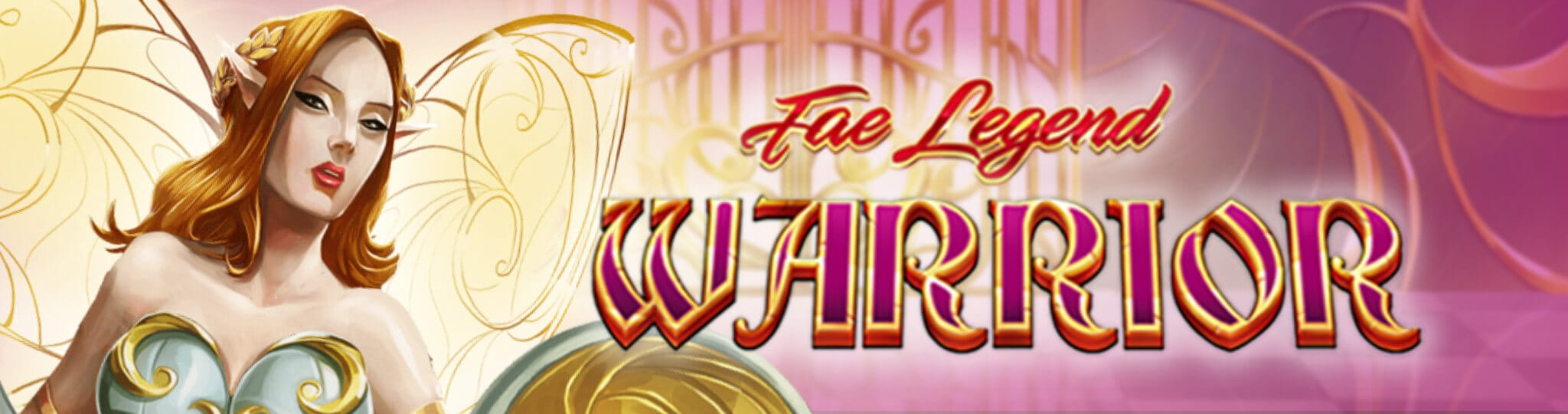 Fae Legend Warrior Jackpot Logo