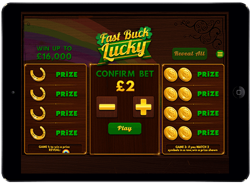 Fast Buck Lucky Slot mobile