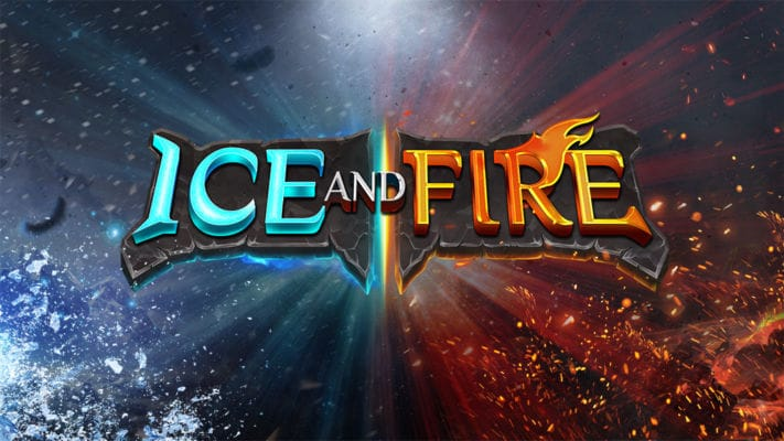Ice and Fire Slots Mega Reel