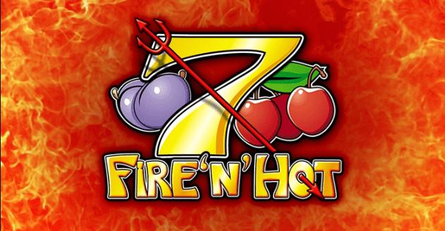 Fire N Hot Logo