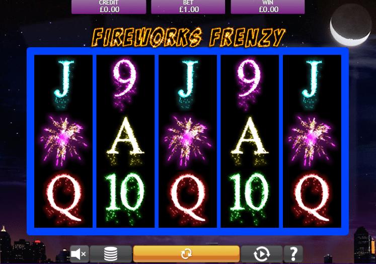 Fireworks Frenzy Gameplay