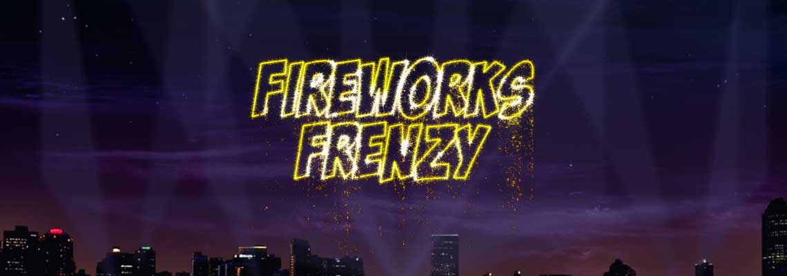 Fireworks Frenzy Logo