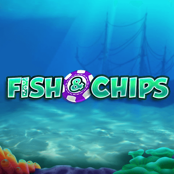 Fish and Chips Slot Banner