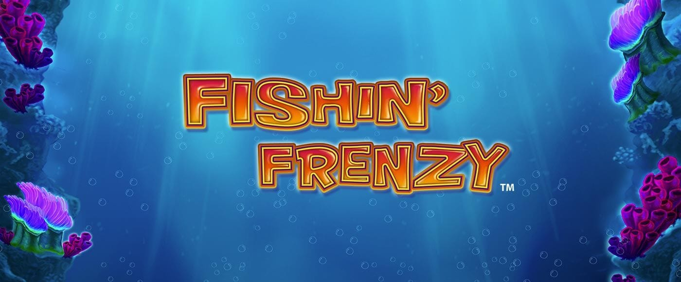 fishin' frenzy slot game Mega Reel