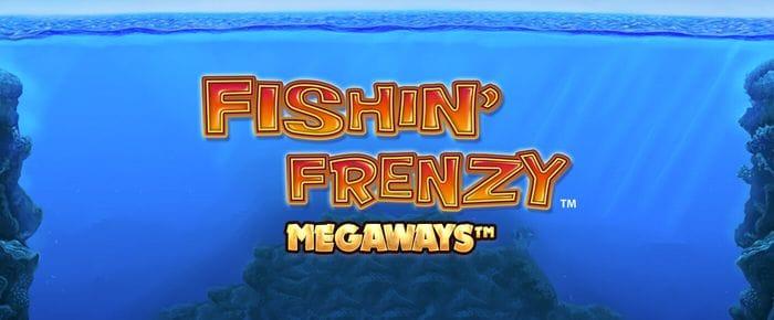 Fishin' Frenzy MegaWays Slots Mega Reel