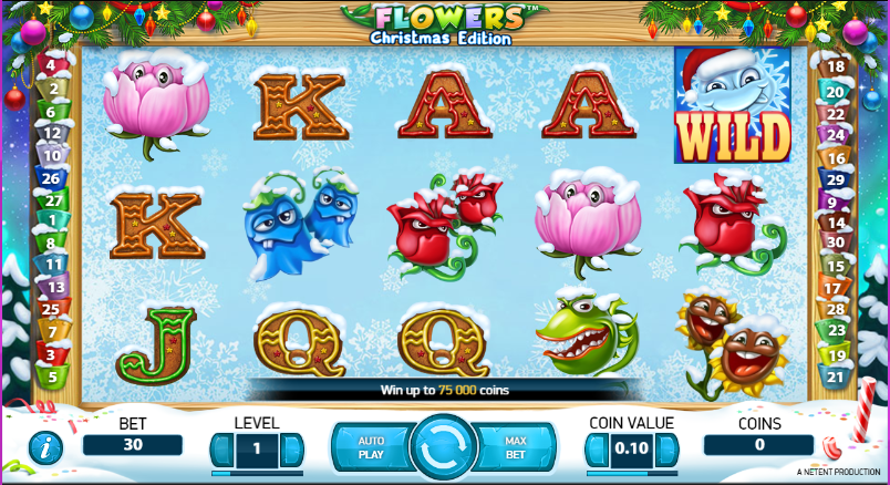 Flowers Gameplay