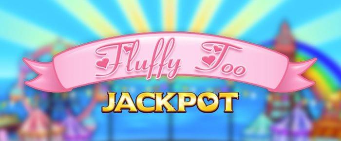 fluffy too jackpot slot mega reel