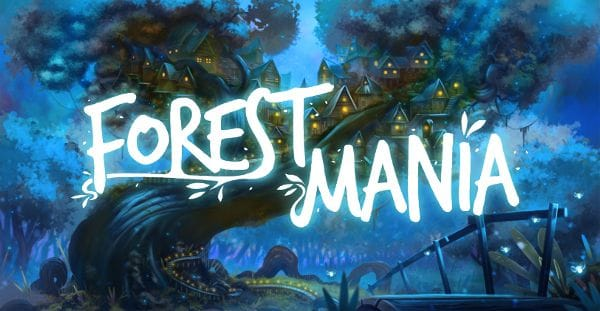 forest mania slot mega reel