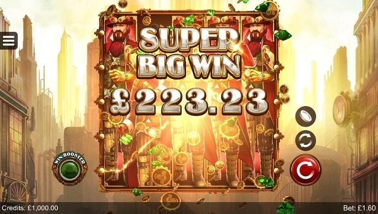 Fortunium Slot Mega Win